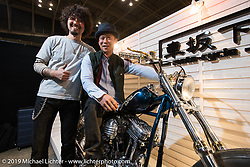 Annual Mooneyes Yokohama Hot Rod and Custom Show. Japan. Sunday, December 7, 2014. Photograph ©2014 Michael Lichter.