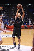 DESCRIZIONE : Milano Eurolega 2011-12 EA7 Emporio Armani Milano Partizan Belgrado<br /> GIOCATORE : Dusan Kecman<br /> CATEGORIA : Tiro<br /> SQUADRA : Partizan Belgrado<br /> EVENTO : Eurolega 2011-2012<br /> GARA : EA7 Emporio Armani Milano Partizan Belgrado<br /> DATA : 17/11/2011<br /> SPORT : Pallacanestro <br /> AUTORE : Agenzia Ciamillo-Castoria/A.Dealberto<br /> Galleria : Eurolega 2011-2012<br /> Fotonotizia : Milano Eurolega 2011-12 EA7 Emporio Armani Milano Partizan Belgrado<br /> Predefinita :
