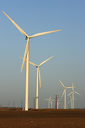 26 April 2008:  Wind Turbines from the Twin Groves wind farm in Eastern McLean County (Bloomington Normal) Illinois