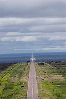 RUTA NACIONAL 152, LIHUE CALEL, PROV. DE LA PAMPA, ARGENTINA
