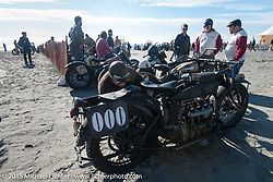 In the Pits at the Race of Gentlemen. Wildwood, NJ, USA. October 10, 2015.  Photography ©2015 Michael Lichter.