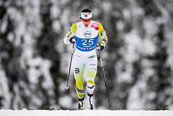 January 11, 2018 - GSbu, NORWAY - 180111 Marit BjÂ¿rgen competes in the women's sprint classic technique qualification during the Norwegian Championship on January 11, 2018 in GÅ'sbu..Photo: Jon Olav Nesvold / BILDBYRN / kod JE / 160126 (Credit Image: © Jon Olav Nesvold/Bildbyran via ZUMA Wire)
