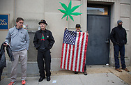 People  with joints that got on Jan, 20, 2017 in Washington D.C at Dupont Circle during a protest the morning of Donald Trump's<br />  inauguration. the group, DCMJ that organized the protest is  against Donald Trump's pick of  Jeff Session as Attorney General due to his anti Marijuana stance. <br /> At four minutes and twenty seconds into Trump's Inauguration, protesters plan to light up the joints.