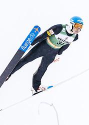 February 8, 2019 - Lahti, Finland - Wilhelm Denifl competes during Nordic Combined, PCR/Qualification at Lahti Ski Games in Lahti, Finland on 8 February 2019. (Credit Image: © Antti Yrjonen/NurPhoto via ZUMA Press)