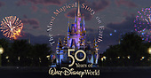 """October 01, 2021 - CA: ABC's """"The Most Magical Story on Earth: 50 Years of Walt Disney World"""""""