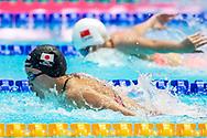 OMOTO Rika JPN Japan<br /> Gwangju South Korea 21/07/2019<br /> Swimming Women's Medley 200m Preliminary<br /> 18th FINA World Aquatics Championships<br /> Nambu University Aquatics Center <br /> Photo © Andrea Masini / Deepbluemedia / Insidefoto