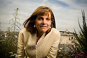 Anne Lauvergeon, CEO of Areva.  Photographed in Paris, by Brian Smale for Fortune Magazine's list of the world's most powerful women.  Areva is known mainly for its Nuclear energy projects, but also has interests in Solar, Wind, Biomass, and other renewable energy sources.