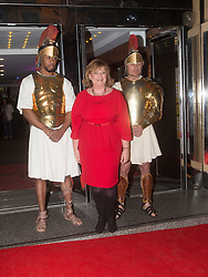 Culture Secretary Fiona Hyslop. Glasgow Film Festival Opening Gala, The UK Premiere of Hail, Caesar!