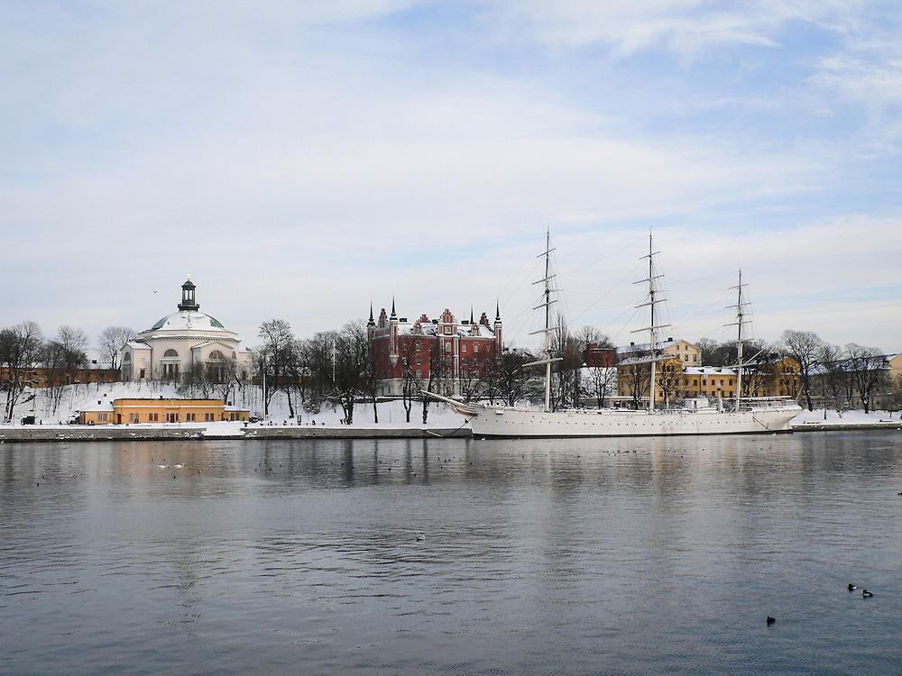 STF:s vandrarhem på Skeppsholmen