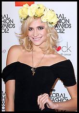 NOV 5 2012 WGSN Global Fashion Awards