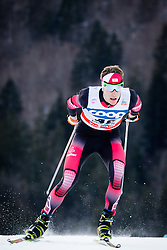 Stadlober Luis (AUT) during Man 1.2 km Free Sprint Qualification race at FIS Cross<br /> Country World Cup Planica 2016, on January 16, 2016 at Planica,Slovenia. Photo by Ziga Zupan / Sportida
