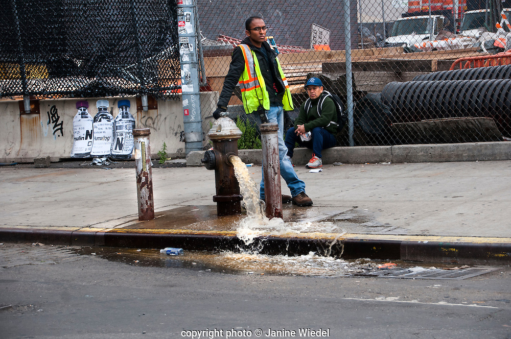 New York City streetsstreets