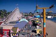 Santa Cruz Boardwalk Santa Cruz, CALIFORNIA