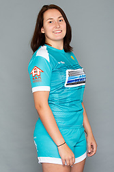 Elizabeth Shermer of Worcester Warriors Women - Mandatory by-line: Robbie Stephenson/JMP - 27/10/2020 - RUGBY - Sixways Stadium - Worcester, England - Worcester Warriors Women Headshots