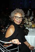 NEW YORK, NEW YORK- FEBRUARY 11: Melvina Lathan attends the National CARES Mentoring Movement 'FOR THE LOVE OF OUR CHILDREN' Gala Inside held at the Zeigfeld Ballroom on February 11, 2019 in New York City.  (Photo by Terrence Jennings/terrencejennings.com)
