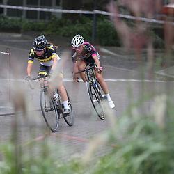 20-08-2016: Wielrennen: Ronde van Markelo: Markelo<br /> MARKELO (NED) wielrennen<br /> Vrouwen reden hun wedstrijd in Markelo