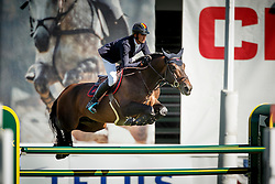 Philippaerts Nicola, (BEL), H&M Forever D'Arco Ter Linden<br /> Akita Drilling Cup<br /> Spruce Meadows Masters - Calgary 2015<br /> © Hippo Foto - Dirk Caremans<br /> 09/09/15