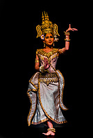 Cultural performance, Phnom Penh, Cambodia.