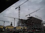 under byggnad