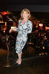 SAMANTHA BOND at the 2014 Costa Book of The Year Awards held at Quaglino's, Bury Street, London on 27th January 2015.  The winner of the Book of The Year was Helen Macdonald for her book H is for Hawk.