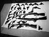 1972 - Arms Handed into Gardai.