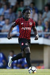 Elvis Manu of Genclerbirligi SK during the pre-season Friendly match between PEC Zwolle and Genclerbirligi SK  at Sportpark 't Achterveen on July 21, 2017 in Hattum, The Netherlands