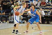 DESCRIZIONE : Vantaa Helsinki Qualificazioni Europei 2011 Finlandia Italia <br /> GIOCATORE : Marco Mordente<br /> SQUADRA : Nazionale Italia Uomini <br /> EVENTO : Qualificazioni Europei 2011<br /> GARA : Finlandia Italia <br /> DATA : 23/08/2010 <br /> CATEGORIA : Difesa<br /> SPORT : Pallacanestro <br /> AUTORE : Agenzia Ciamillo-Castoria/GiulioCiamillo<br /> Galleria : Fip Nazionali 2010 <br /> Fotonotizia : Vantaa Helsinki Qualificazioni Europei 2011 Finlandia Italia <br /> Predefinita :