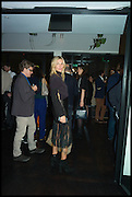ALLI ZANCHETTA, Frieze party, ACE hotel Shoreditch. London. 18 October 2014