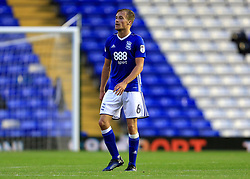 Maikel Kieftenbeld of Birmingham City - Mandatory by-line: Paul Roberts/JMP - 08/08/2017 - FOOTBALL - St Andrew's Stadium - Birmingham, England - Birmingham City v Crawley Town - Carabao Cup
