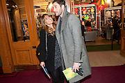rachel stevens and her hisband Alex Bourne CIRQUE DU SOLEIL LONDON PREMIERE OF VAREKAI. Royal albert Hall. 5 January 2009