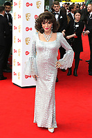 Joan Collins, British Academy Television Awards, Royal Festival Hall, London UK, 14 May 2017, Photo by Richard Goldschmidt