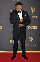 LL Cool J at the 69th Annual Emmy Awards held at the Microsoft Theater on September 17, 2017 in Los Angeles, CA, USA (Photo by Sthanlee B. Mirador/Sipa USA)