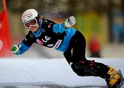 10-10-2010 SNOWBOARDEN: LG FIS WORLDCUP: LANDGRAAF<br /> First World Cup parallel slalom of the season / MAEGERTKOHLI<br /> Fraenzi SUI<br /> ©2010-WWW.FOTOHOOGENDOORN.NL