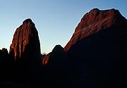 A35-37; Arches National Park; Utah; Arches N.P.; Arches NP; National Parks; Utah National Parks; Colorado Plateau; Vertical; Sandstone; Slickrock; Entrada Sandstone; Geology; National Park; Cliff; Cliffs; Sandstone Fin; Sandstone Fins; Spire; Spires; Monolith; National Park