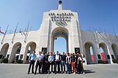Olympics-IOC LA2028 Visit-Oct. 9, 2019