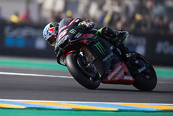 May 18, 2018 - Le Mans, Sarthe, France - JOHANN ZARCO - FRENCH - MONSTER YAMAHA TECH 3 - YAMAHA (Credit Image: © Panoramic via ZUMA Press)
