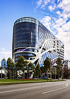 Medical research at the Victorian Comprehensive Cancer Centre