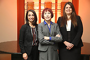 SHOT 12/4/19 11:22:59 AM - McGuane & Hogan, P.C., a Colorado family law firm located in Denver, Co. Includes attorneys Kathleen Ann Hogan, Halleh T. Omidi and Katie P. Ahles. (Photo by Marc Piscotty / © 2019)