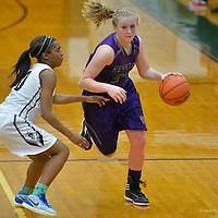 11.20.2015 Lorain vs Keystone Girls Varsity Basketball