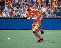 AMSTELVEEN - Mink van der Weerden (Ned)   EK hockey, finale Nederland-Duitsland 2-2. mannen.  Nederland wint de shoot outs en is Europees Kampioen.  COPYRIGHT KOEN SUYK