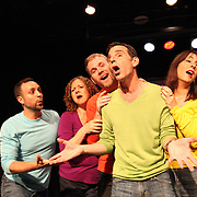 The Proverbial Loons. On-going improv comedy troupe. Produced by the Castillo Theater. New York, NY