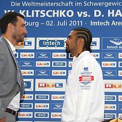 20110510: GER, WBO and IBF WM, Vladimir Klicko vs David Haye