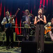 NLD/Amsterdam/20180917 - Uitreiking de Gouden Notenkraker 2018, Magda Mendes wint de Gouden Notenkraker