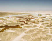 Lake Tuz is the second largest lake in Turkey and one of the largest hypersaline lakes in the world.