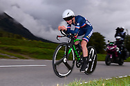 Marie Le Net (France) during the 2018 UCI Road World Championships, Women Juniors Individual Time Trial 20 km on September 24, 2018 in Innsbruck, Austria - Photo Dario Belingheri / BettiniPhoto / ProSportsImages / DPPI