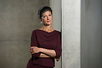 16 MAY 2016, BERLIN/GERMANY:<br /> Sahra Wagenknecht, MdB, Die Linke, Fraktionsvorsitzende DIe Linke Bundestagsfraktion, Jakob-Kaiser-Haus, Deutscher Bundestag<br /> IMAGE: 20170516-02-011
