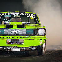 Brett Connelly (4203) - Ford Mustang Super Sedan.