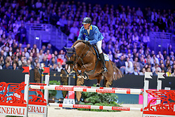 Ahlmann Christian, GER, Take A Chance On Me Z<br /> LONGINES FEI Jumping World Cup™ - Lyon 2019<br /> © Hippo Foto - Julien Counet<br /> 03/11/2019