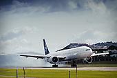 110209 Air NZ 777 visits Wellington