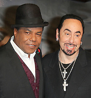 Tito Jackson; David Gest Michael Jackson 'The Life of an Icon' World Premiere, Empire Cinema, Leicester Square, London, UK, 02 November 2011:  Contact: Rich@Piqtured.com +44(0)7941 079620 (Picture by Richard Goldschmidt)
